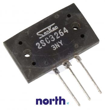 2SC3264 2SC3264 Tranzystor MT-200 (npn) 230V 17A 60MHz