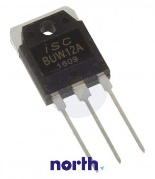 BUW12A Tranzystor TO-3P (npn) 450V 8A 1.25MHz