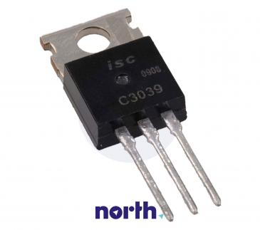 2SC3039 Tranzystor TO-220 (npn) 400V 7A 20MHz
