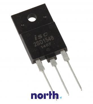 2SD1548 Tranzystor TO-3P (npn) 1500V 10A