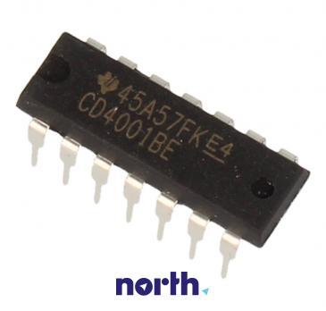 4001 Układ scalony IC