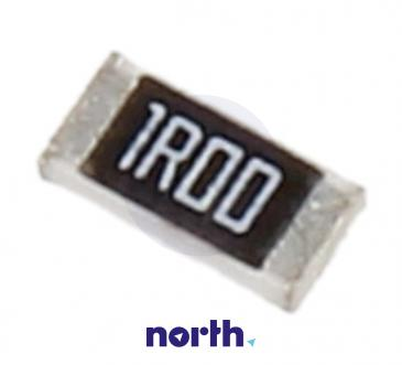 1R   0.25W   Rezystor metalizowany SMD