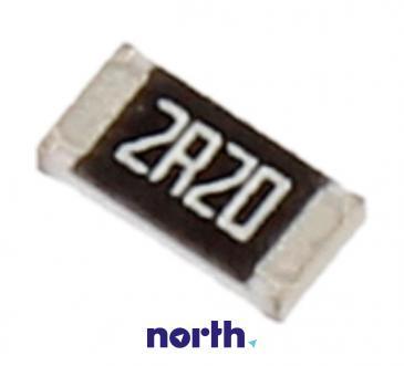 2.2R | 0.25W | Rezystor metalizowany SMD