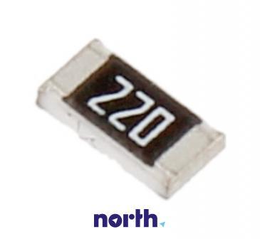22R | 0.25W | Rezystor metalizowany SMD