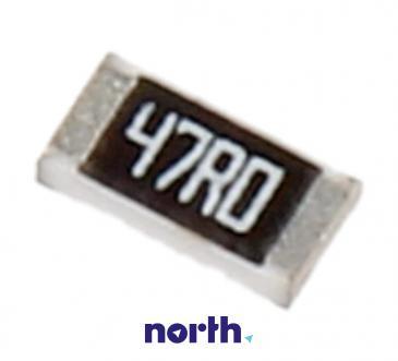 47R | 0.25W | Rezystor metalizowany SMD