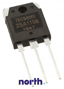 2SA1106 Tranzystor TO-3P (pnp) 140V 6A 20MHz