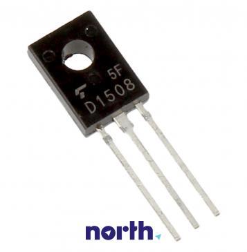 2SD1508 Tranzystor TO-126 (npn) 30V 1.5A 3MHz