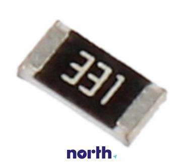 330R | 0.25W | Rezystor metalizowany SMD