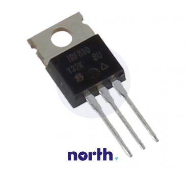 IRF830 Tranzystor TO-220 (n-channel) 500V 4.5A 125MHz