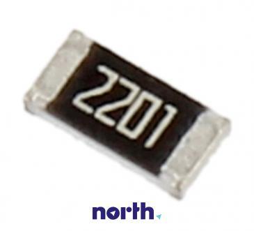 2.2K | 0.25W | Rezystor metalizowany SMD