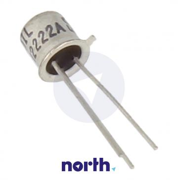 2N2222A Tranzystor TO-18 (npn) 75V 8A 3MHz