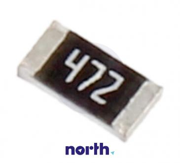 4.7K | 0.25W | Rezystor metalizowany SMD