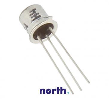 2N2907A Tranzystor TO-18 (pnp) 60V 0.6A 200MHz