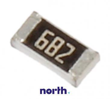 6.8K | 0.25W | Rezystor metalizowany SMD