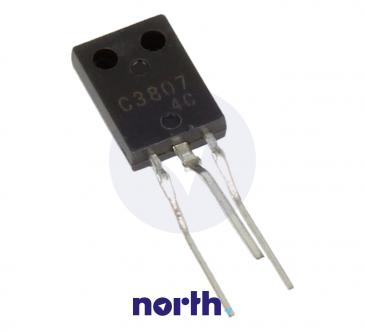 2SC3807 Tranzystor TO-126 (npn) 25V 2A 260MHz
