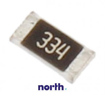 330K | 0.25W | Rezystor metalizowany SMD