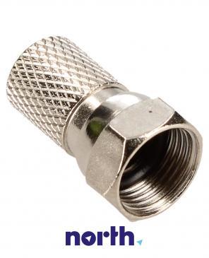 Wtyk F 5.2mm antenowy