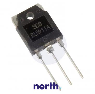 BUW11A Tranzystor TO-3P (npn) 450V 5A 2MHz