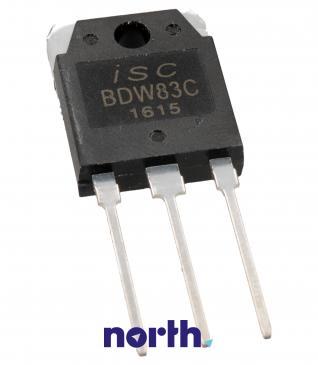 BDW83C Tranzystor TO-3P (npn) 100V 15A 142kHz