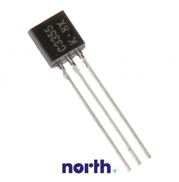 2SC3355 Tranzystor TO-92 (npn) 12V 100mA 6.5GHz