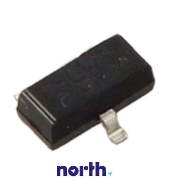 2SC2412 Tranzystor SOT-23 (npn) 50V 0.15A 180MHz