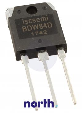 BDW84D Tranzystor TO-3P (pnp) 120V 15A 1MHz
