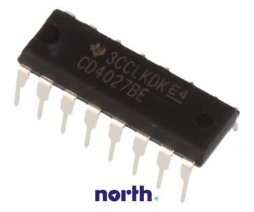 4027 Układ scalony IC