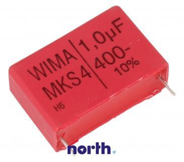 1uF | 400V Kondensator impulsowy MKS4 WIMA