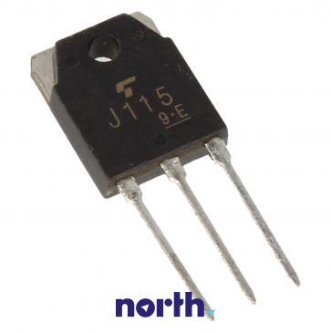 2SJ115 Tranzystor TO-3P (p-channel) 160V 8A