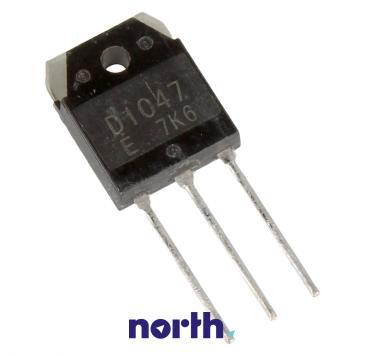 2SD1047 Tranzystor TO-3P (npn) 140V 12A 15MHz