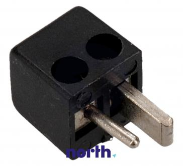 Wtyk DIN 2 pin