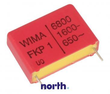 6.8nF | 1600V Kondensator impulsowy FKP1 WIMA 16.5mm