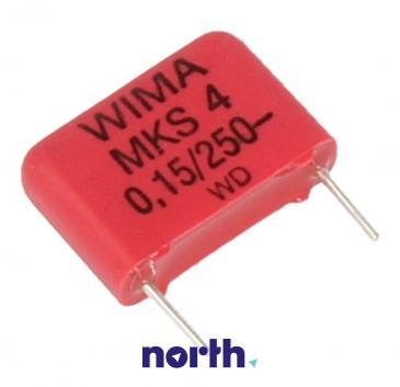 0.15uF | 250V Kondensator impulsowy MKS4 WIMA