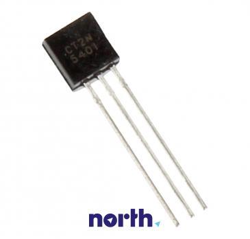 2N5401 Tranzystor TO-92 (pnp) 150V 300A 300MHz