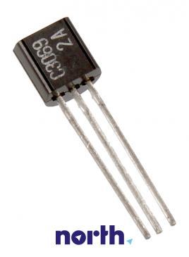 Tranzystor 60V 0.2A