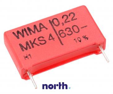 0.22uF | 630V Kondensator impulsowy MKS4 WIMA