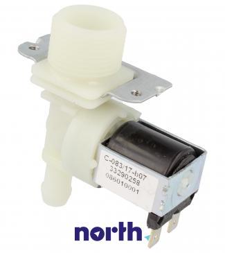 Elektrozawór wody do pralki Beko