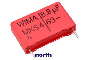 6.8uF | 63V Kondensator impulsowy MKS4