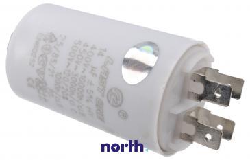 Kondensator rozruchowy do pralki Zerowatt