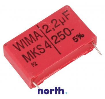 2.2uF | 250V Kondensator impulsowy MKS4 WIMA