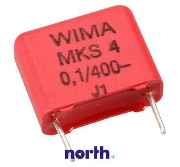 0.1uF | 400V Kondensator impulsowy MKS4 WIMA