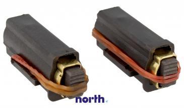 Szczotka do silnika (węglowa) - 2szt. do odkurzacza 9.5mm