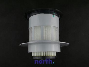 Filtr cylindryczny z obudową do odkurzacza 432200532621