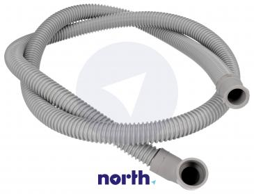 Rura   Wąż odpływowy 1860mm do pralki Indesit 482000026108
