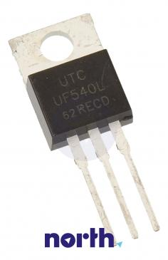 IRF540 Tranzystor TO-220AB (n-channel) 100V 23A 3000000Hz