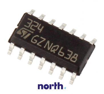 LM324D Układ scalony IC