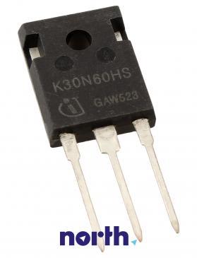 K30N60HS Tranzystor TO-247 (n-channel) 600V 41A 50MHz