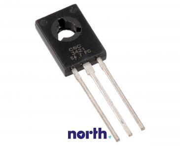 2SC3421 Tranzystor TO-126 (npn) 120V 1A 120MHz