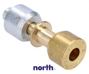 Przejściówka | Redukcja mosiężna 5mm/2mm do klimatyzacji Lokring 52NRMS00