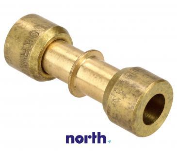Przejściówka   Redukcja mosiężna 6.5mm/6mm do klimatyzacji Lokring 6,56NRMS00